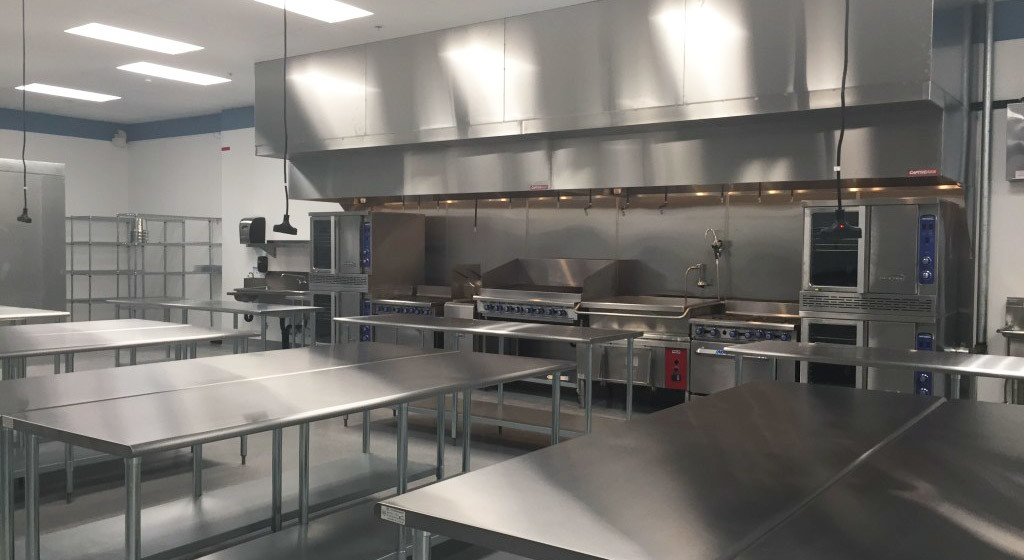 commercial kitchen san diego
